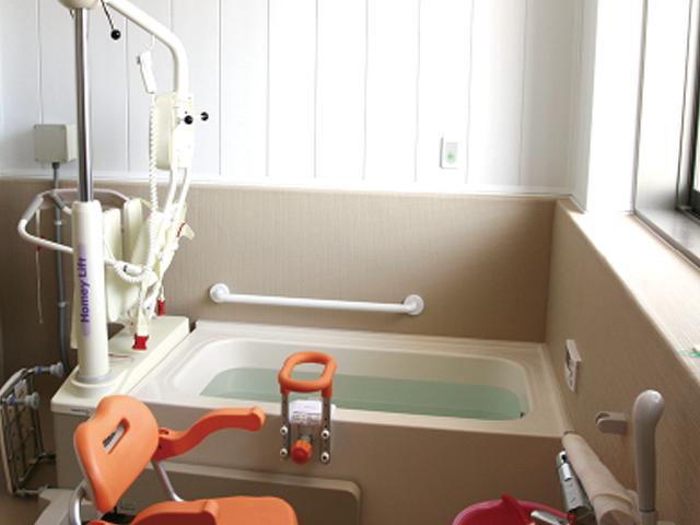 ほほえみの家 浴室